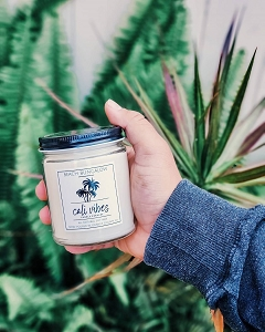 Beach Bungalow Cali Vibes Candle